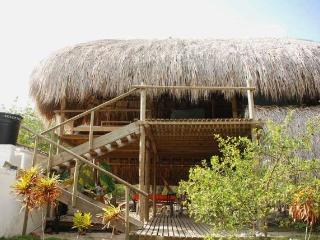Beach house in the most beautiful Colombian island, Isla Fuerte