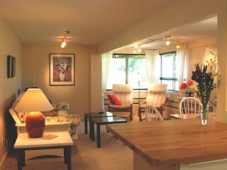 Private, Quiet, Waterfront, Garden Apt. in Langley