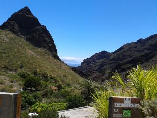 Enjoy nature. Buenavista del Norte close Masca.