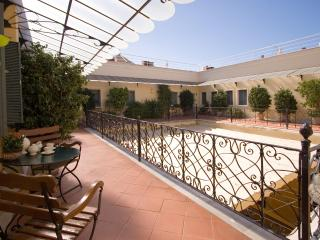 Gardens Apartment Seville old town 3 pax