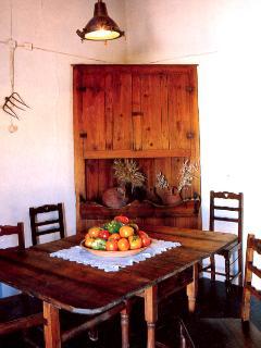 Casa Antiga Diningroom