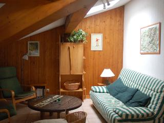 appartment for 4 people, in the  French Alps (Haute Savoie), Les Contamines-Montjoie