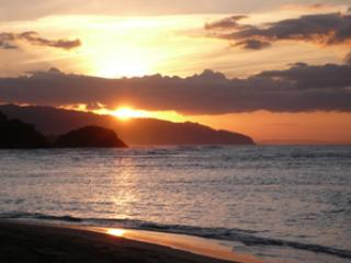 Sunset on Playa las Ballenas