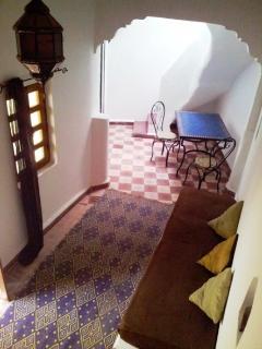 Suite lower floor