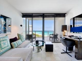 3 Bedroom Residence at W Hotel South Beach