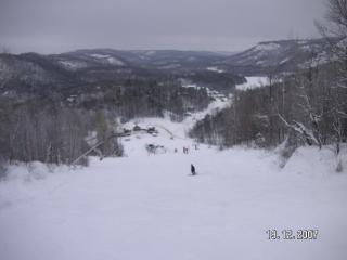 Golf Ski @ Les Retraites sur le Lac Mont Ste-marie