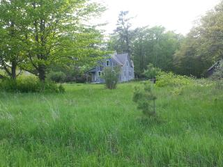 40 Acre Secluded Farmhouse on Washington Island