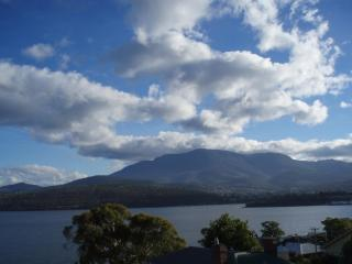 Queen's Domain View- a visual feast!, Hobart