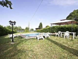 All'Agriturismo Monteriggioni, Toscana