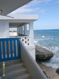 Stairs to Ocean