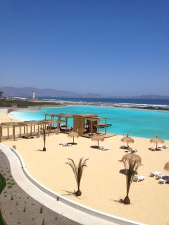 Hermoso departamento en Resort  Laguna del Mar - Playa de  La Serena  Chile