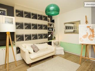 Stylish one bed apartment, Fulham, London