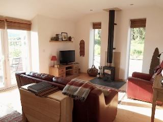 Monmouthshire Holiday Barn with stunning views, Chepstow