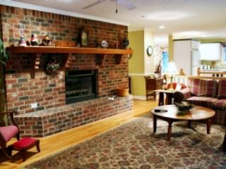 Fireplace & Open Sunny Floor Plan!