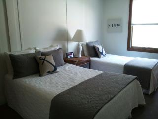 3RD BEDROOM - 1 DOUBLE & 1 TWIN BED