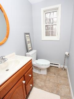 Half Bath - Downstairs