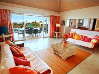 Beautiful Villa Orient Beach, panoramic ocean view, Saint-Martin