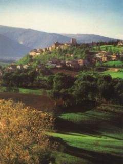 The local village Gualdo
