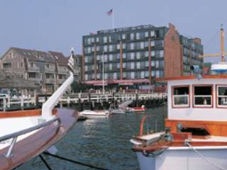 Newport Wyndham Inn on the Harbor.  Available June 24, 2017 to July 1, 2017