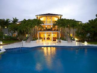 Aliseo at Sandy Lane, Barbados - Pool, Gazebo, Fully Staffed