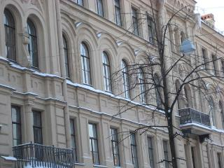 Academy Garden, Saint-Pétersbourg