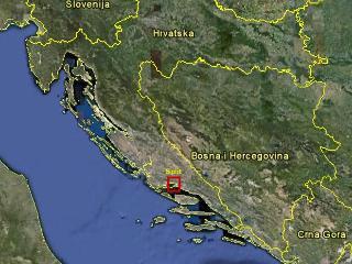 Apartment 'Merica' Split Croatia for rent