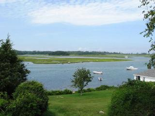 Thurston Point: Waterfront rental with deepwater dock on Annisquam River!, Gloucester