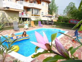 Relax in Heviz, the world's largest thermal and spa activities for everyone, the Joker beautiful apartment house.