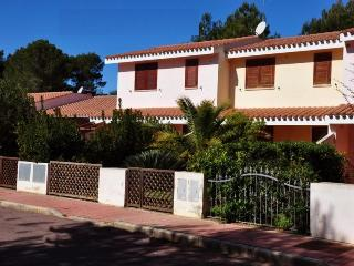Beautiful villas in porto pino South Sardinia