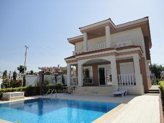 Aquarius Villa with private pool, Side