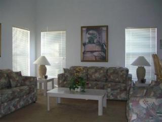 Living room in open plan Ground floor