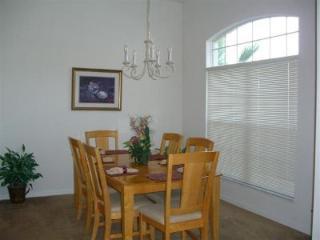 Dining room in open plan Ground floor