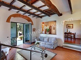Villa Buonagrazia, Figline Valdarno