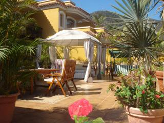 Luxe Apt. terrace seaview, BBQ, whirlpool Tenerife, Icod de los Vinos