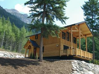 Bear Lodge - luxury 3 bedroom with mountain views, Golden