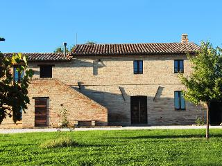 Country Cottage surrounded by vineyards, Macerata
