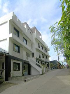 Boracay Suites Facade