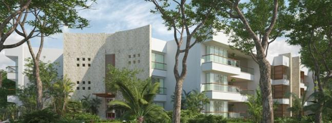 Architect's Rendering of Luxxe SPA Residence