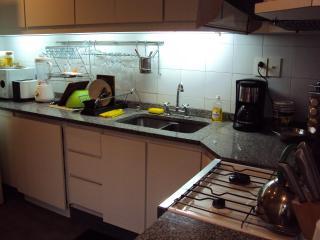 Kitchen sinks/counter