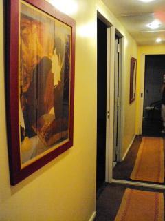 back hallway