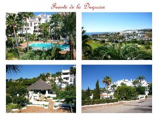 Airy, light 3 bedroom in great location, Puerto de la Duquesa
