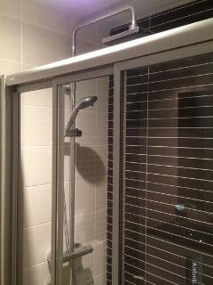 WalkIn Shower Cubicle
