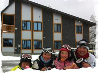 Hakuba Gondola Apartments (ski-in) 3 bedroom