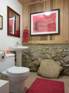 Powder Room Downstairs