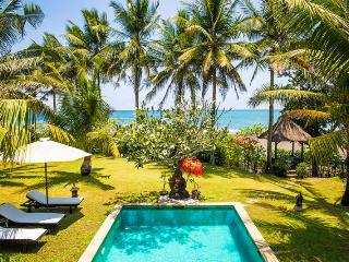 Sansil,Stunning Beachfront & Surf villa  in Canggu