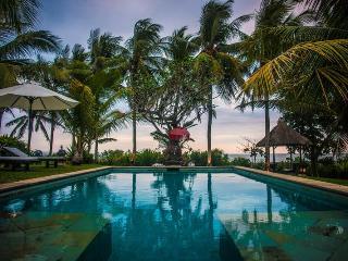 Sansil,Stunning Beachfront & Surf villa  in Canggu