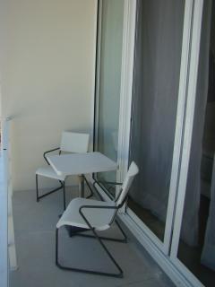 front studios balcony