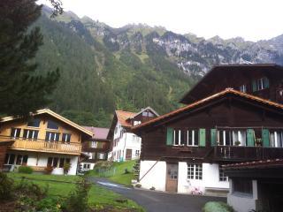Wengen appartement Chalet Marderhüsli