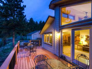 5 Star, Private, Western Cabin, Golden, Boulder, Ski, Denver, Nederland