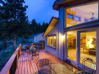 5 Star, Private, Western Lodge, Golden, Boulder, Ski, Denver, Nederland